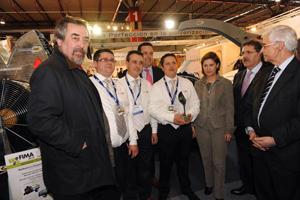 Marisan galardonado premio a la innovación en FIMA 2010